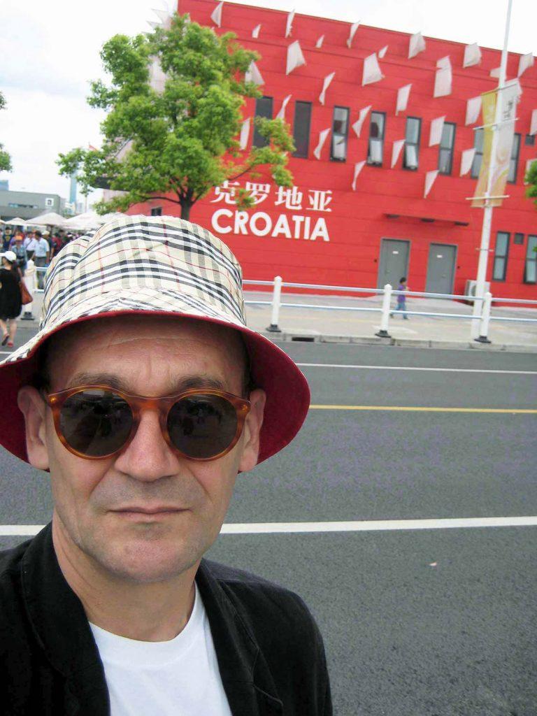 Joachim Schmid, Around the World in Eighty Minutes, Croatia © Joachim Schmid